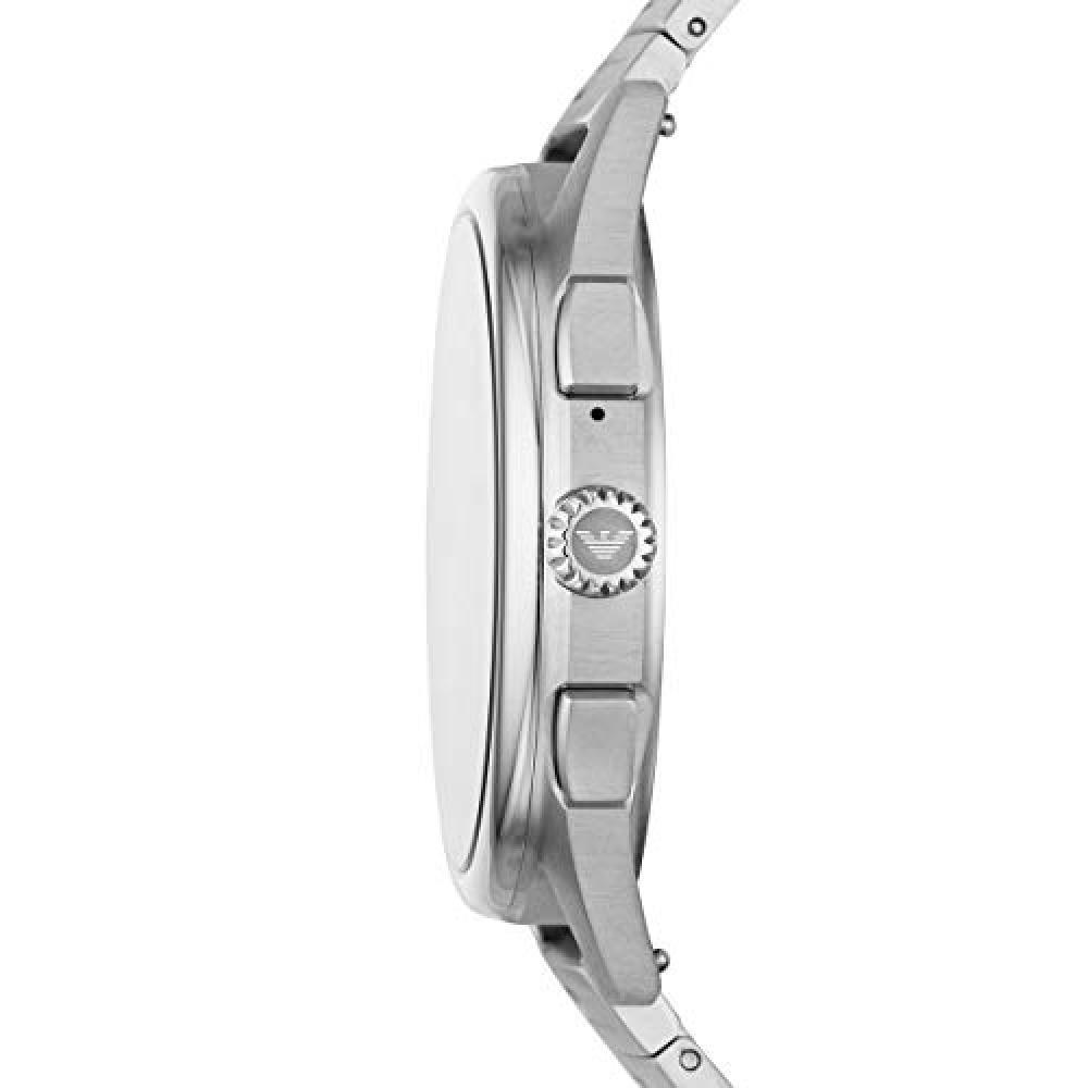 [Emporio Armani] Wrist Watch Touchscreen Smart Watch Generation 5 ART5026 Mens Silver