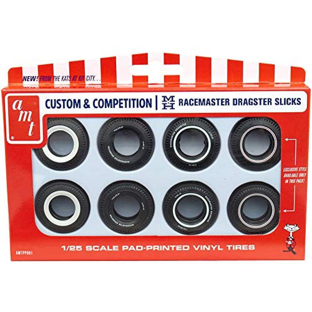 Platts 42,394 race master dragster slick plastic model AMTPP001