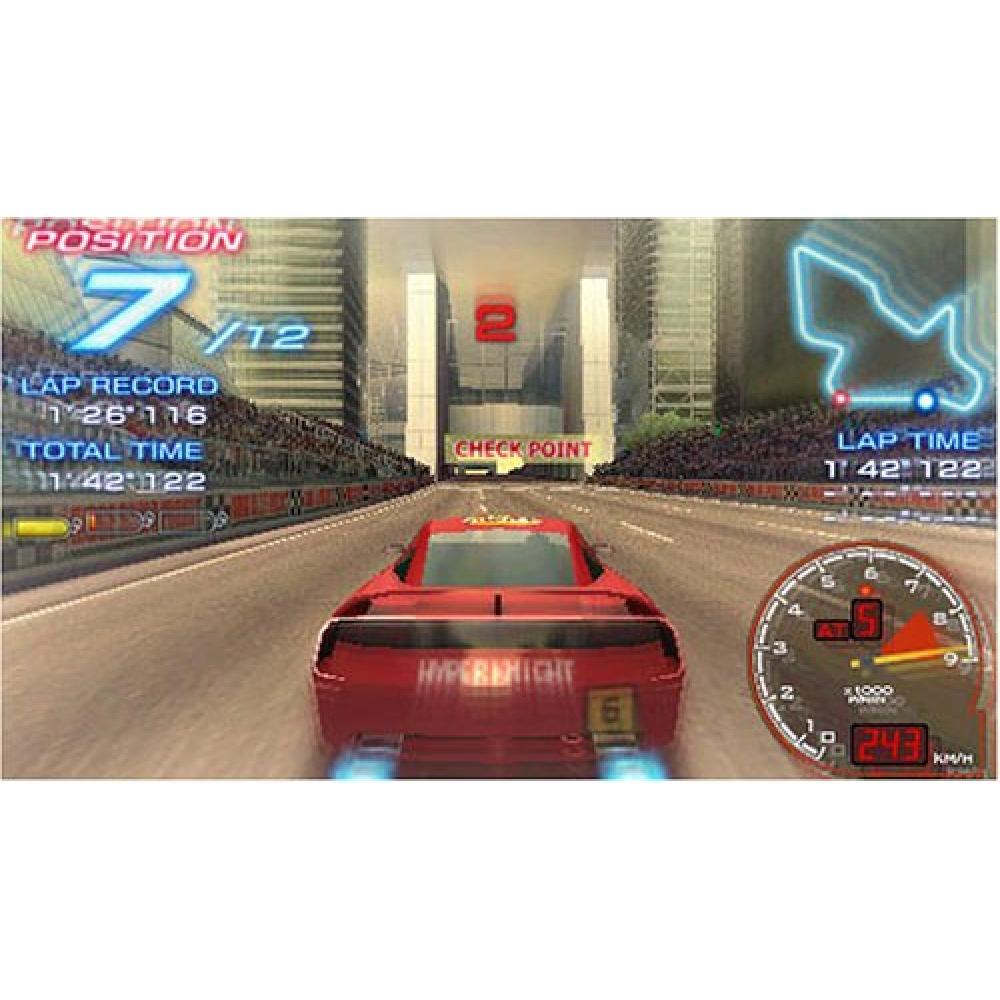 Ridge Racers 2-PSP
