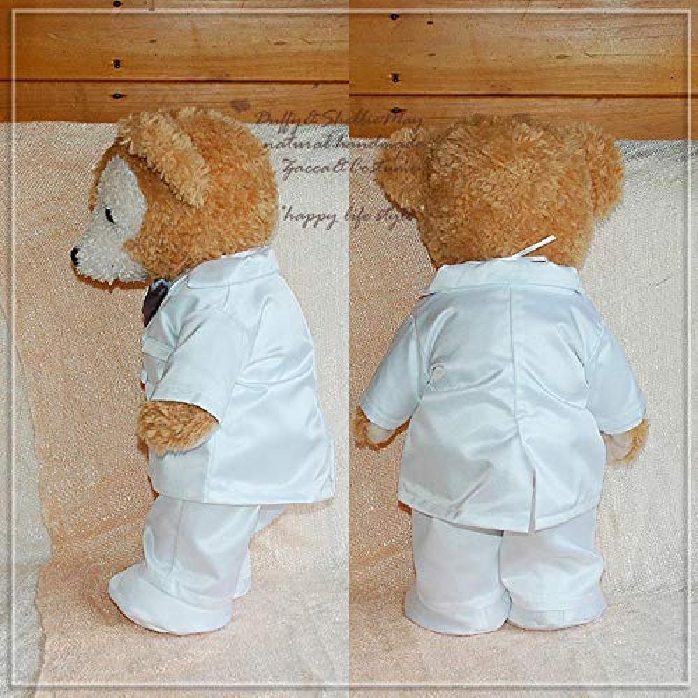 Welcome Doll Welcome Bear Duffy Costume S size Tuxedo (E2) E2