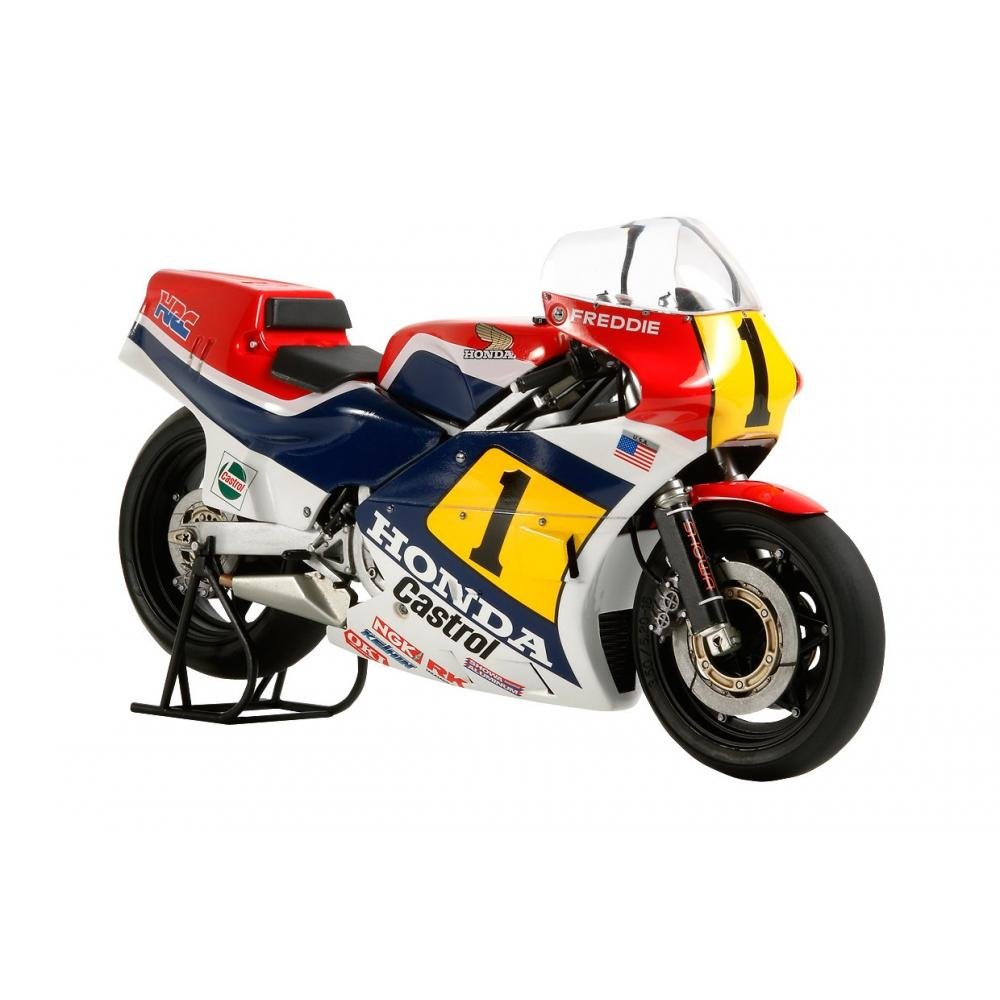 Tamiya 1/12 Motorcycle Series No.125 Honda NS500 1984 Model Car 14125