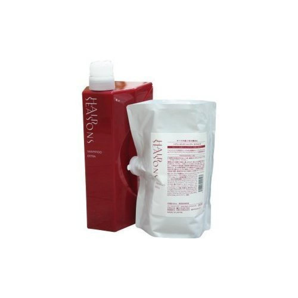 Demi Hair Seasons Extra Shampoo 800ml Refill & Dedicated Container