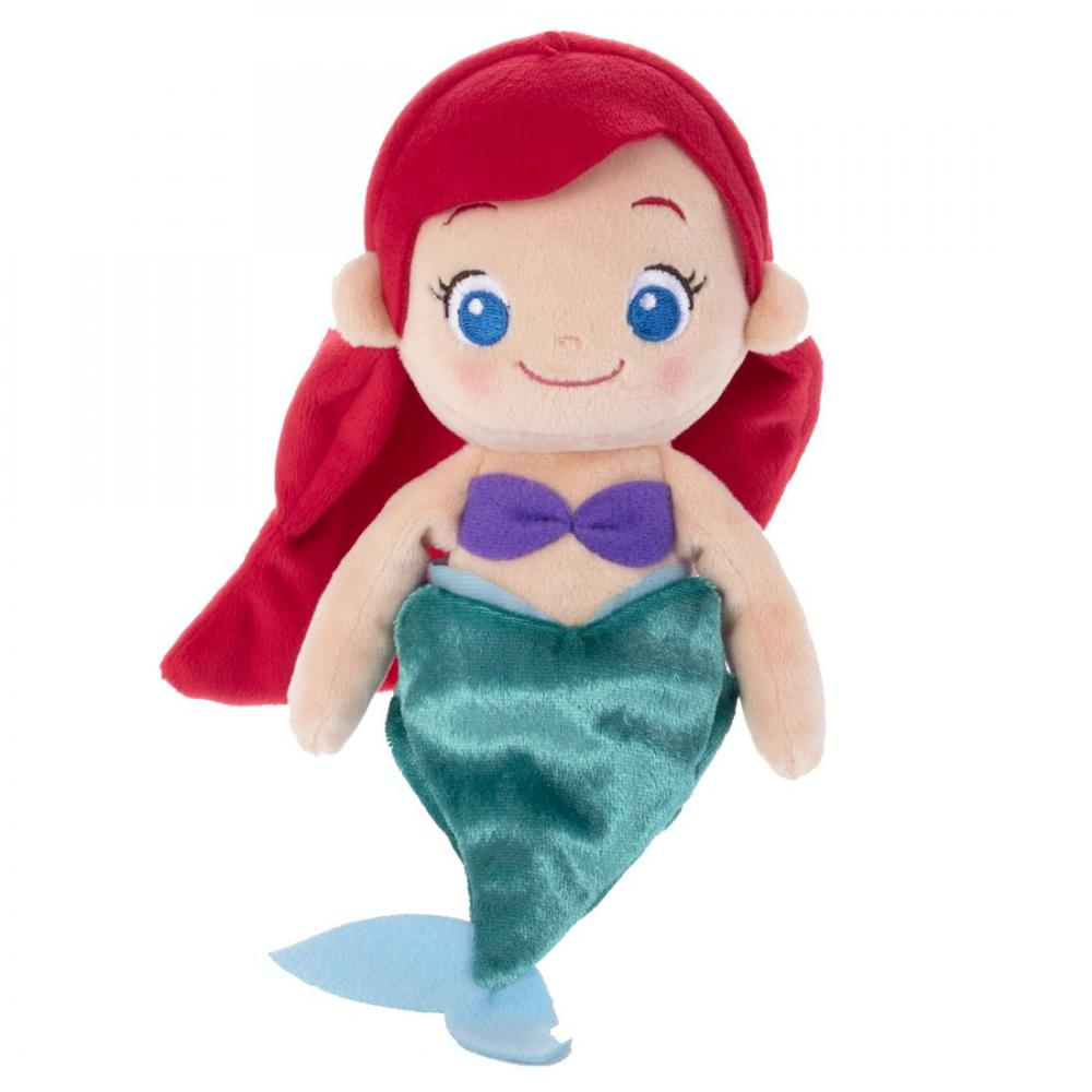 Disney character Beans collection Ariel Nuigurumi sitting height 12cm