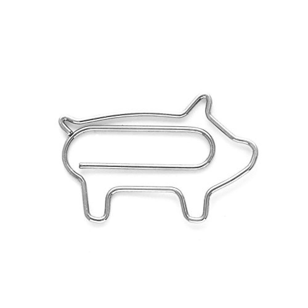 Green clip Dee Crips pig pattern 43149006