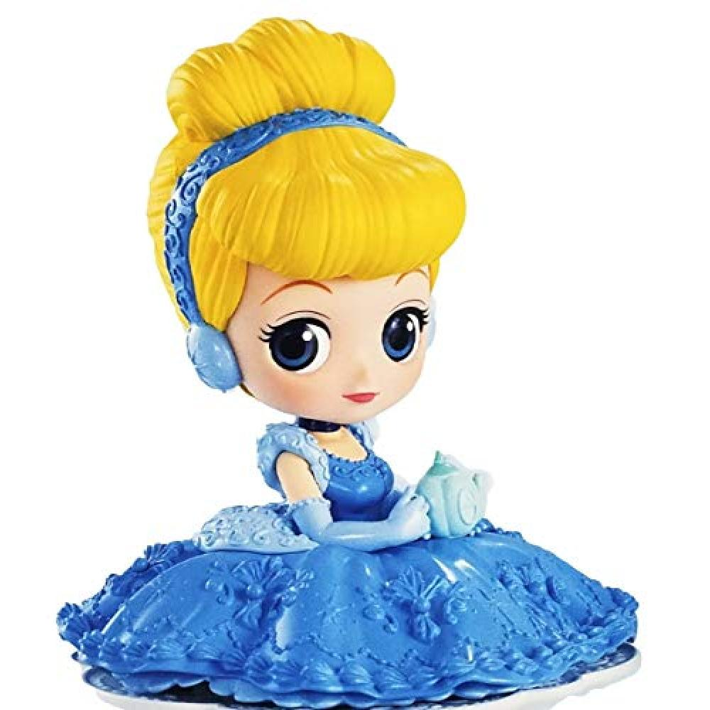 Q Posket SUGIRLY Disney Characters -Cinderella- figure Cinderella usually color