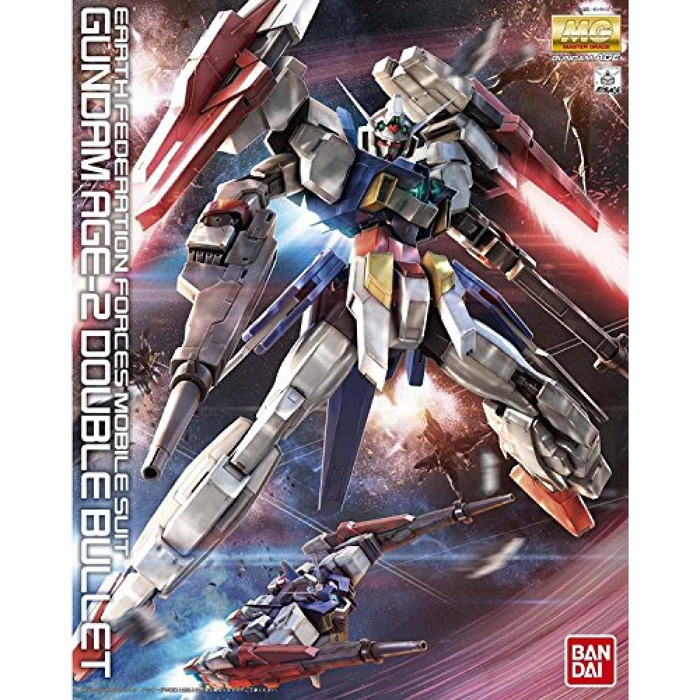 MG 1/100 AGE-2 Gundam AGE-2 double Barrett (Mobile Suit Gundam AGE)