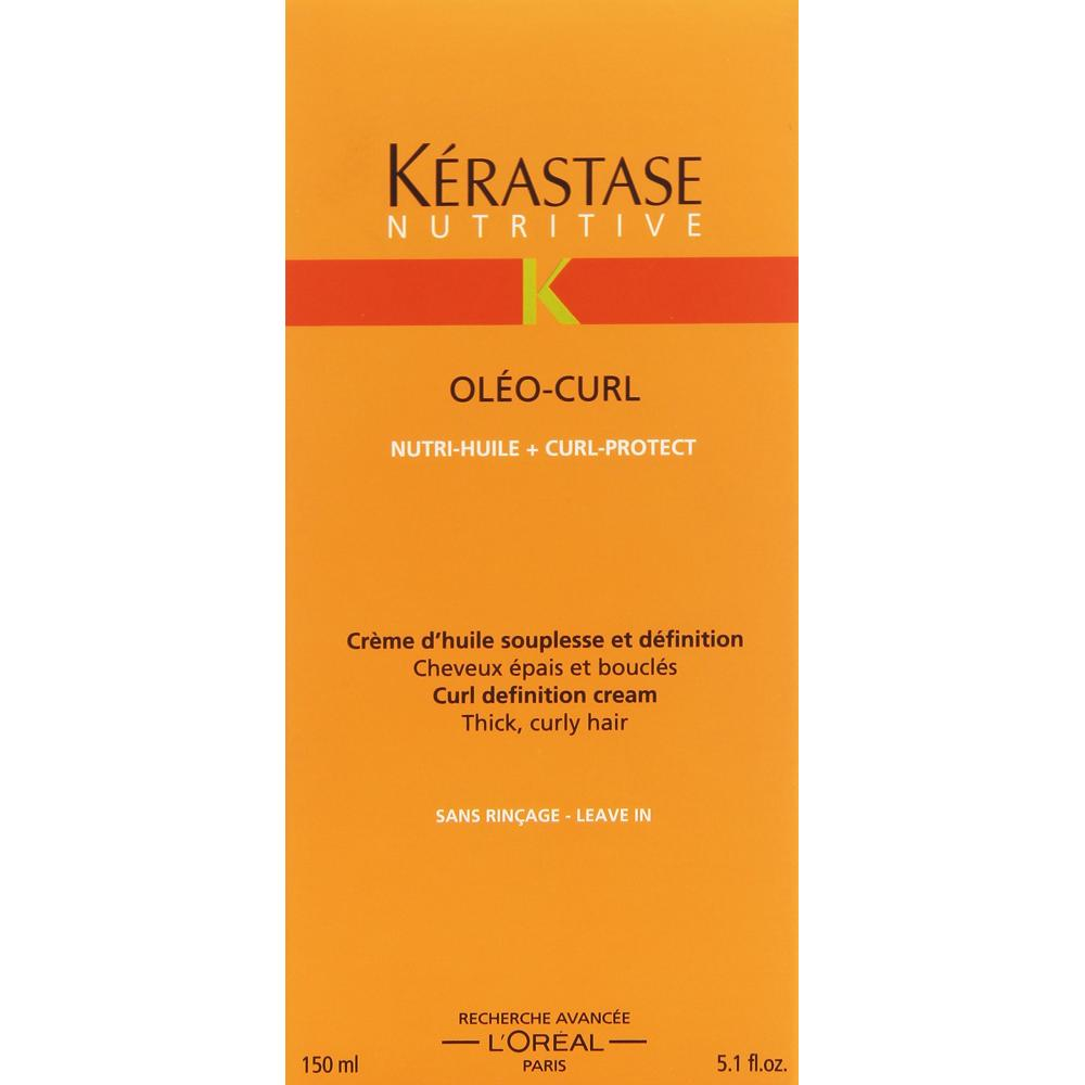 Kerastase NU Creme Oleo Curl 150g