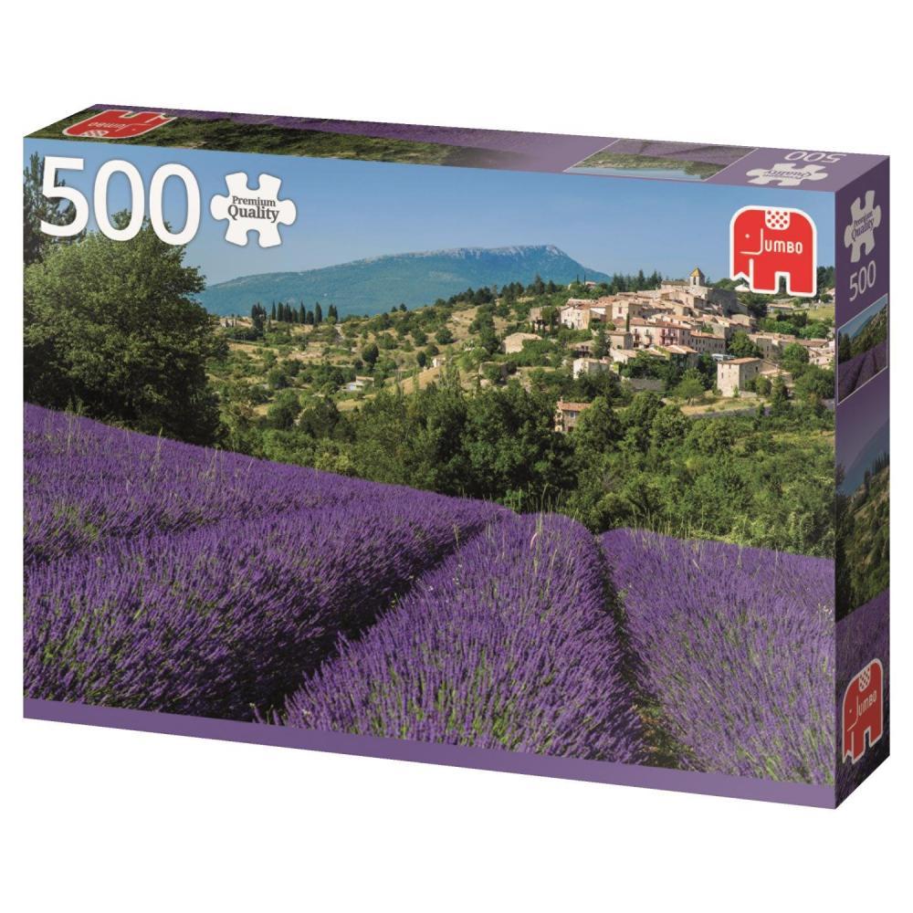 500 Piece Jigsaw Puzzle Provence Aurel 18397