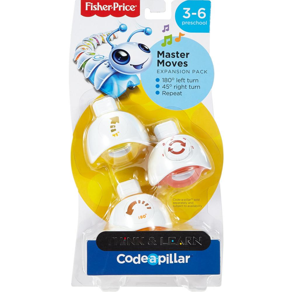Fisher-Price programming Robo code · A · pillar dedicated expansion set (master move extended set DPP37)