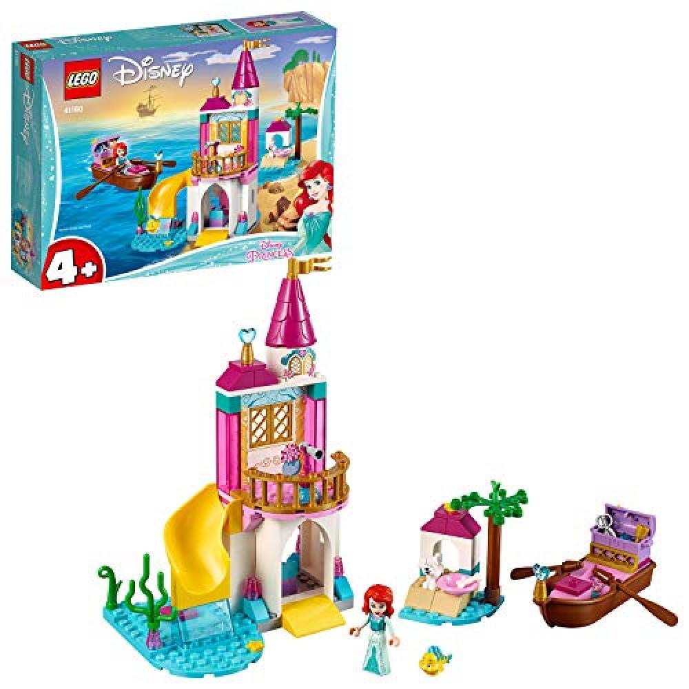 LEGO (LEGO) Disney Princess Ariel and seaside castle 41160 block toys girl