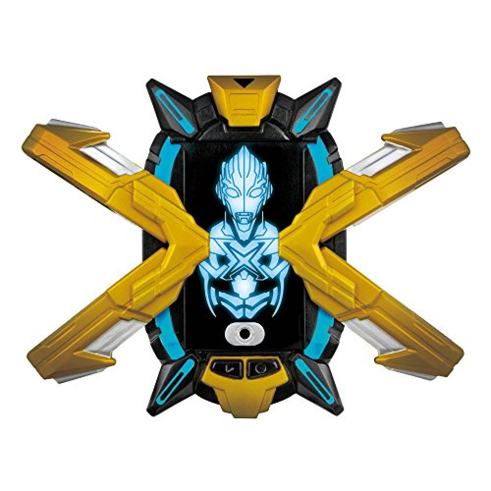 Ultraman X DX Aix de visor