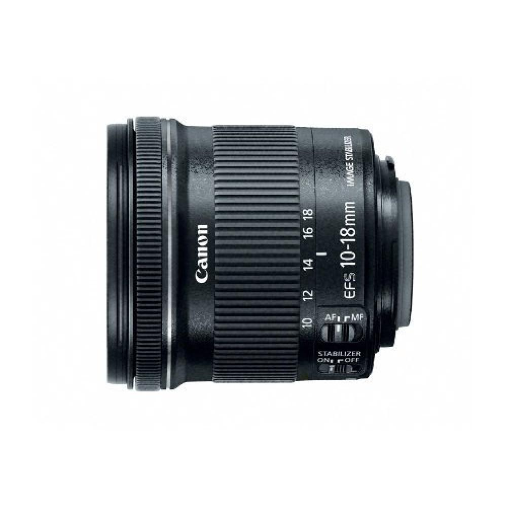 (Canon) CANON CND9519B002 EF-S 10mm ~ 18mm f4.5 ~ 5.6 IS STM lens