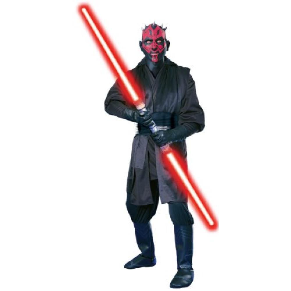 Costume with Star Wars Darth Maul mask Men's 165cm-175cm