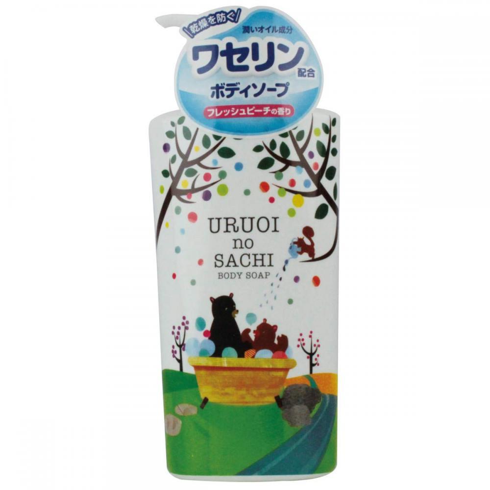 Moisture Sachi Body Soap Body
