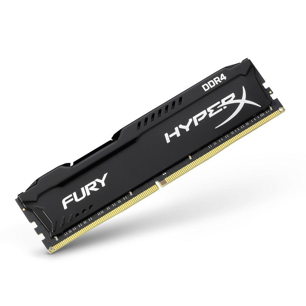 Kingston Desktop Overclocking PC memory DDR4-2666 8GBx4 sheets HyperX FURY CL16 1.2V HX426C16FB2K4/32 Permanent