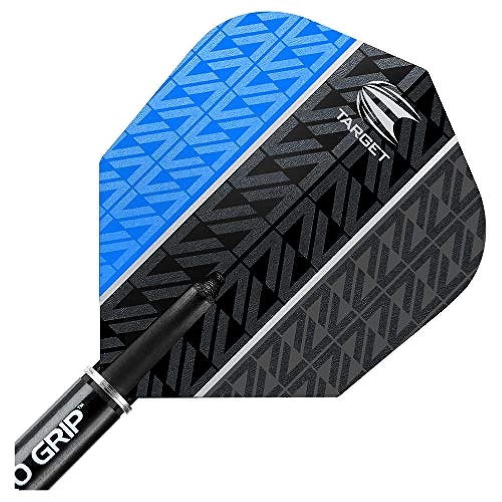 Target Vapor 8 BLACK barrel blue 2BA 18g 100444
