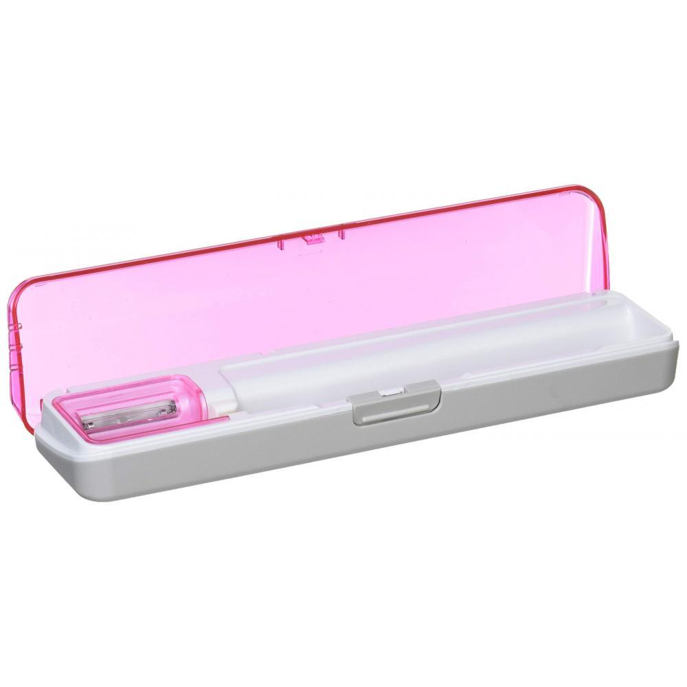 Esencia toothbrush sanitizer portable pink ESA-102P