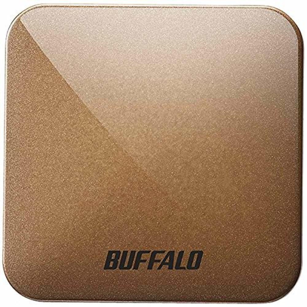 BUFFALO Wireless LAN base unit Air Station 11ac/n/a/g/b 433/150Mbps Copper Brown WMR-433W-BR