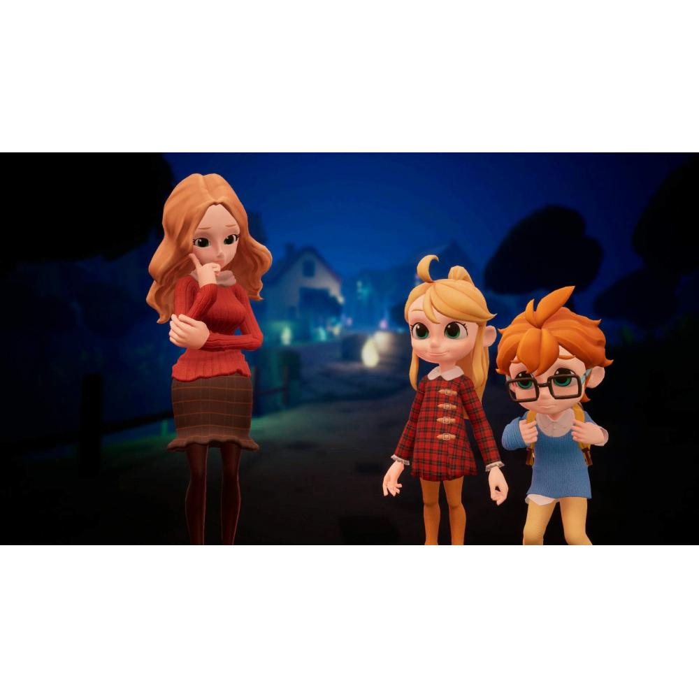 Destiny Connect: Tick-Tock Travelers Time Capsule Edition (input version: Beimi) – Switch