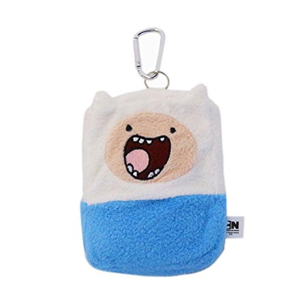 Adventure Time stuffed multi pouch FINN