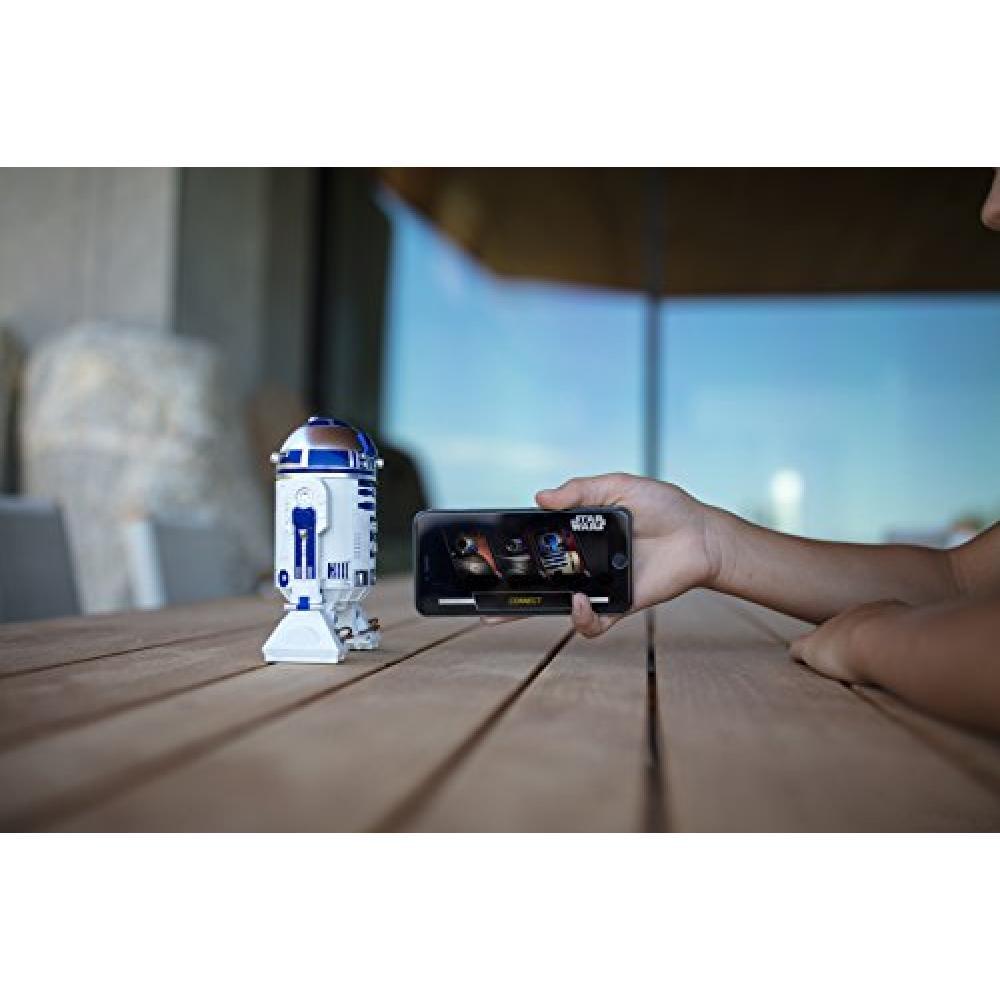 Sphero Star Wars R2-D2 APP-ENABLED DROID [Japan regular agency goods] R201JPN