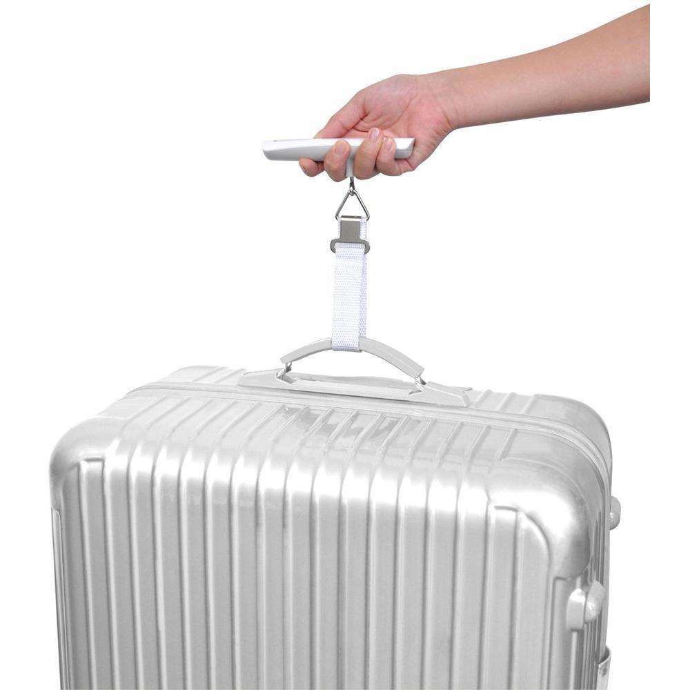 Doritech Luggage Scale LS-101WT White