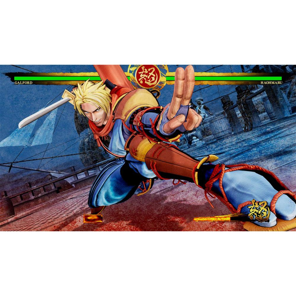 Samurai Shodown (input version: Beimi) on PS4