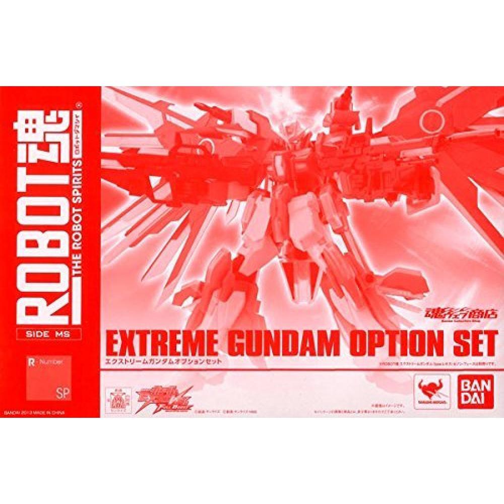 GUNDAM EXA ROBOT soul SIDE MS Extreme Gundam options set