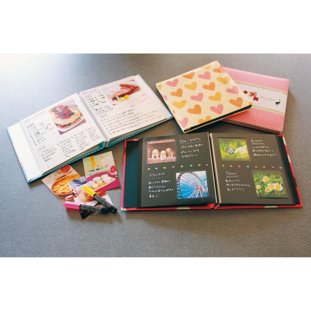 SEKISEI album free Harper House mini free album white mount 20 page 11-20 page race pink XP-1224