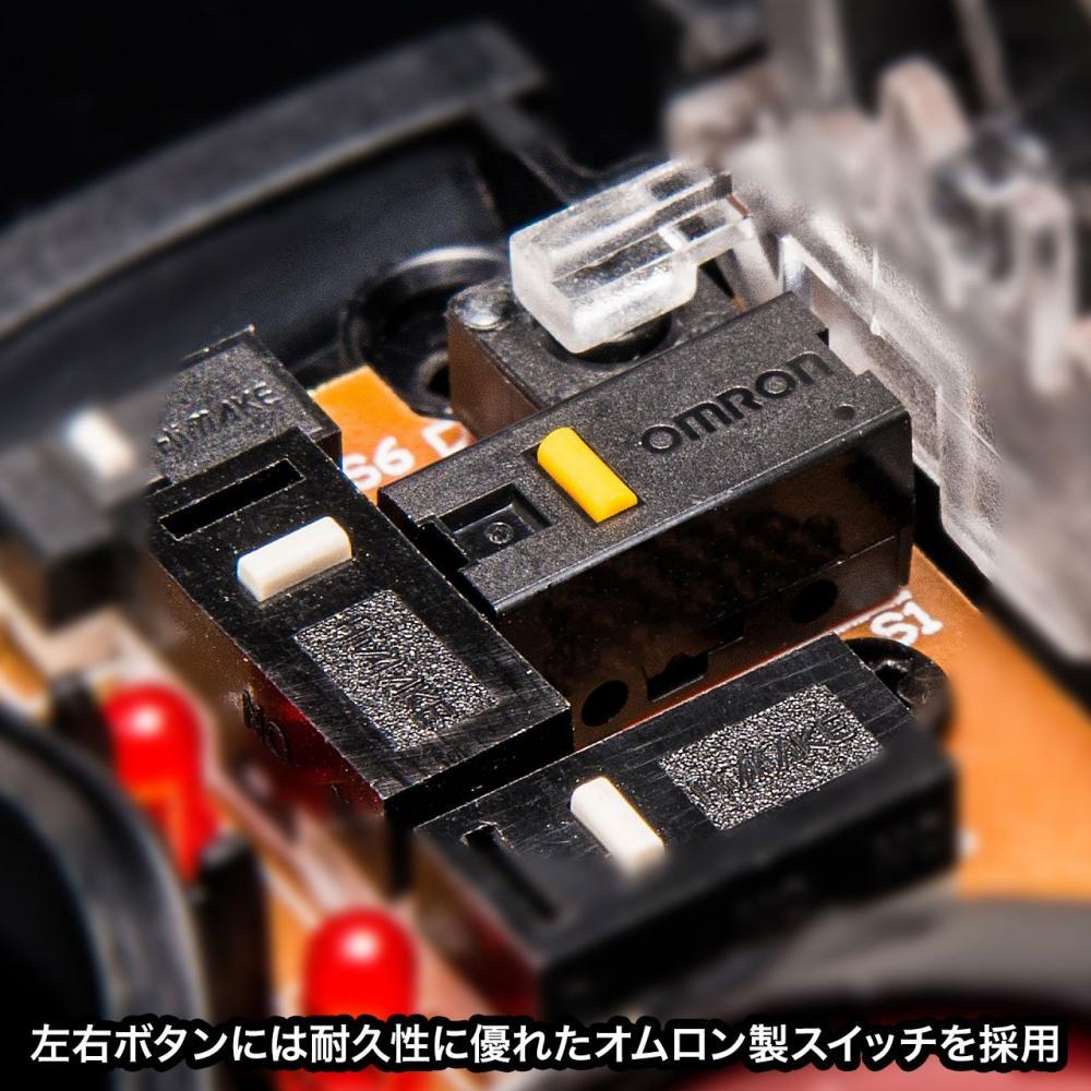Sanwa Wireless Laser Trackball Red MA-WTB43RN
