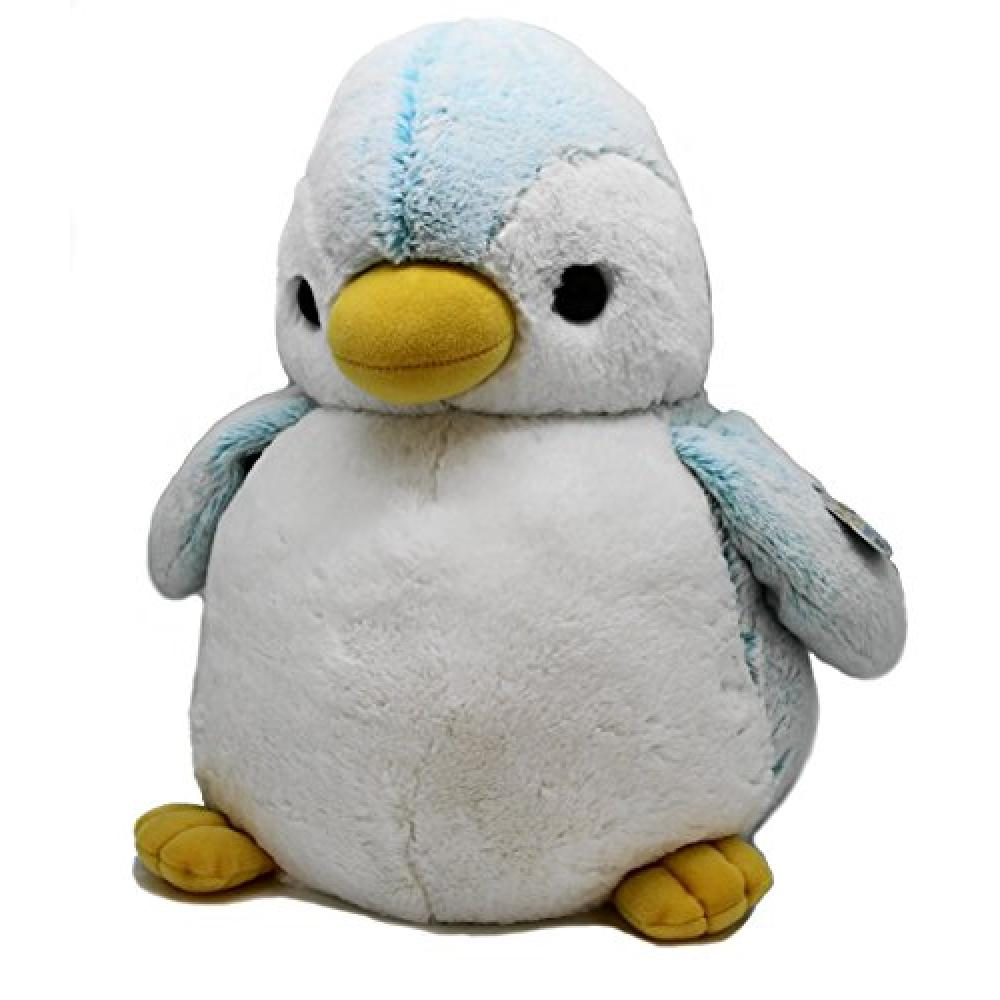 Aurora World stuffed powder kids penguin L blue
