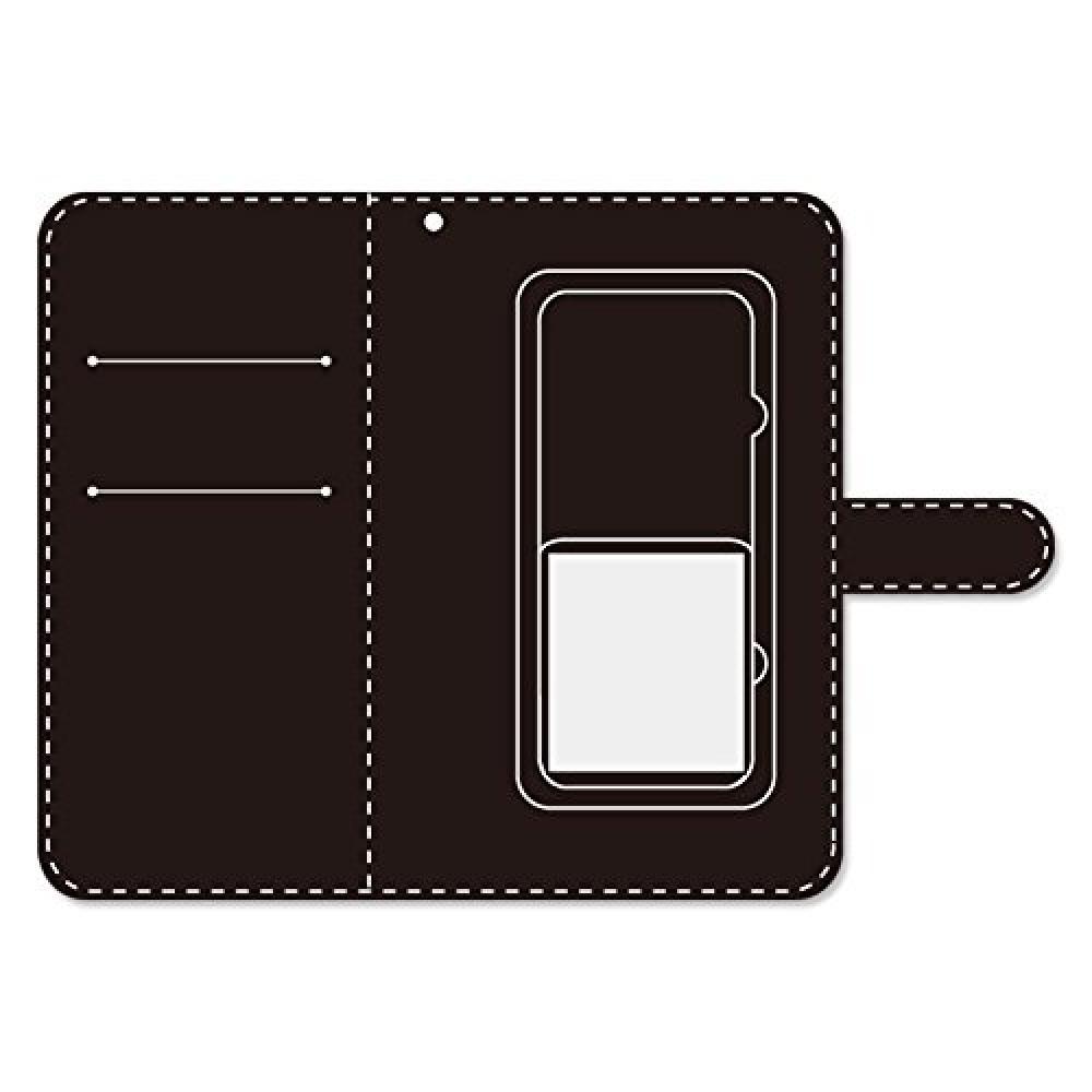 Senki Zessho Symphogear XD UNLIMITED Notebook type smartphone case Tsubasa Kazemei [Aonoichi Flash Destruction] M size