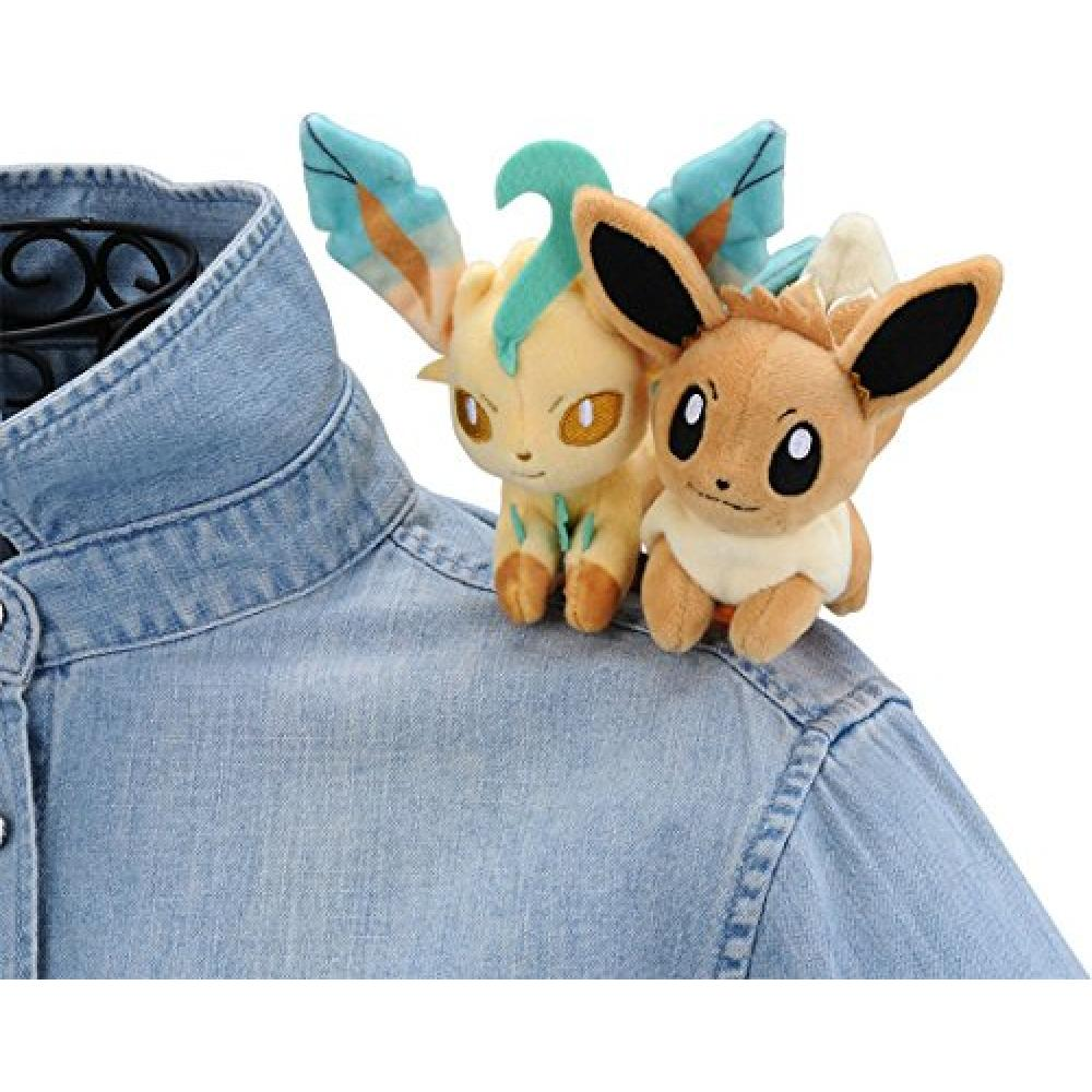 Pokemon tiny person ride Leafeon