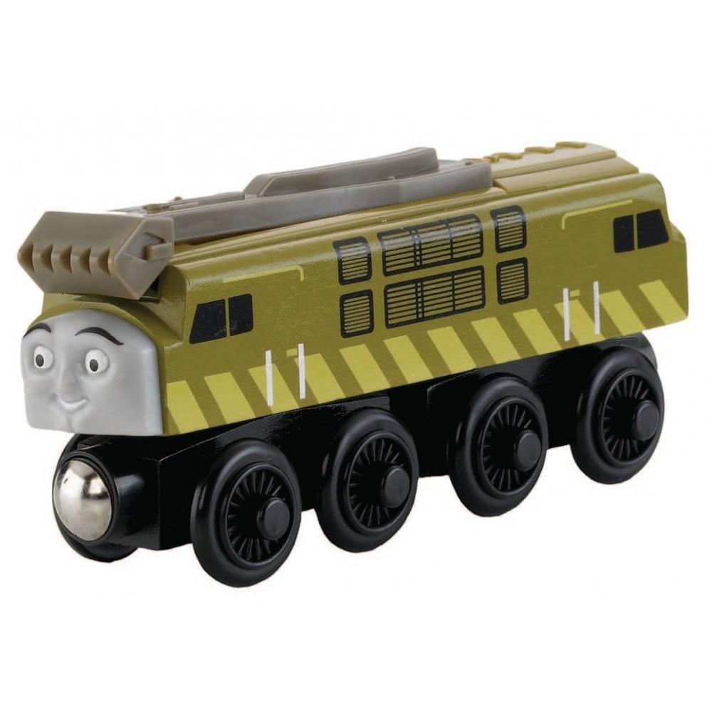 Thomas the Tank Engine Wooden Rail Series Diesel 10 Y4076