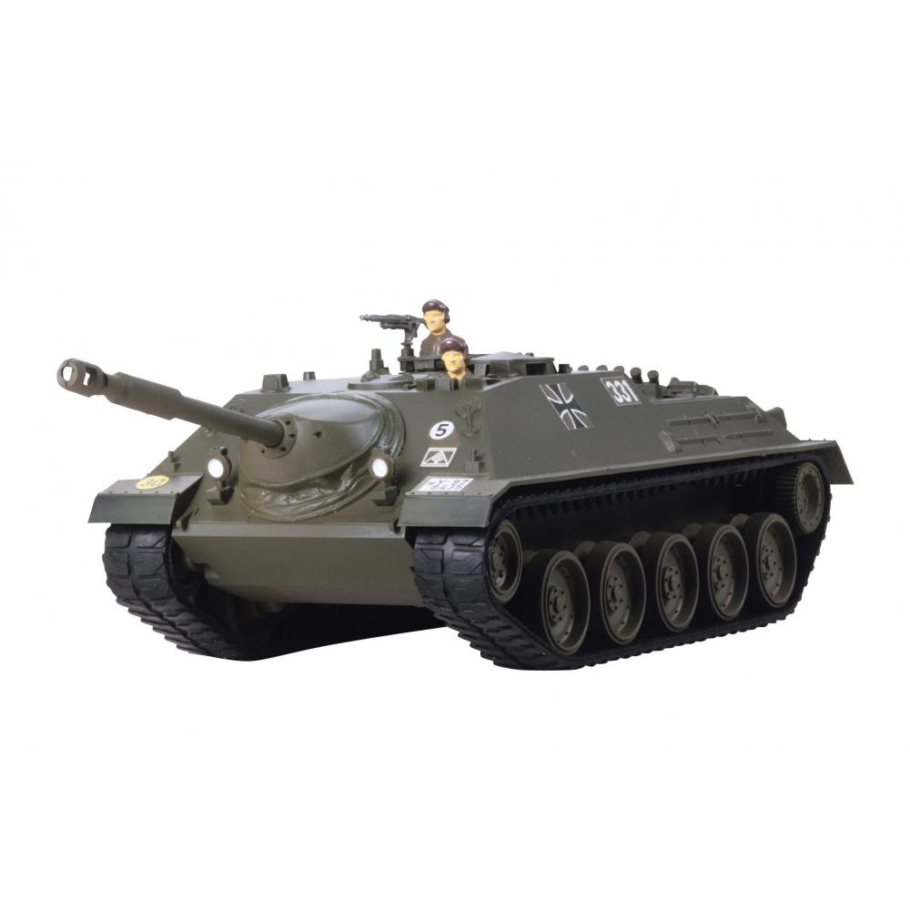 Tamiya 1/48 run mini-tank series No.04 West German Army Tank Destroyer canon Painted model 30104