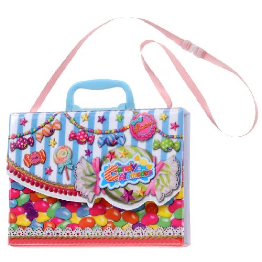 Puri Para Puri Tike File Bag Candy A La Mode
