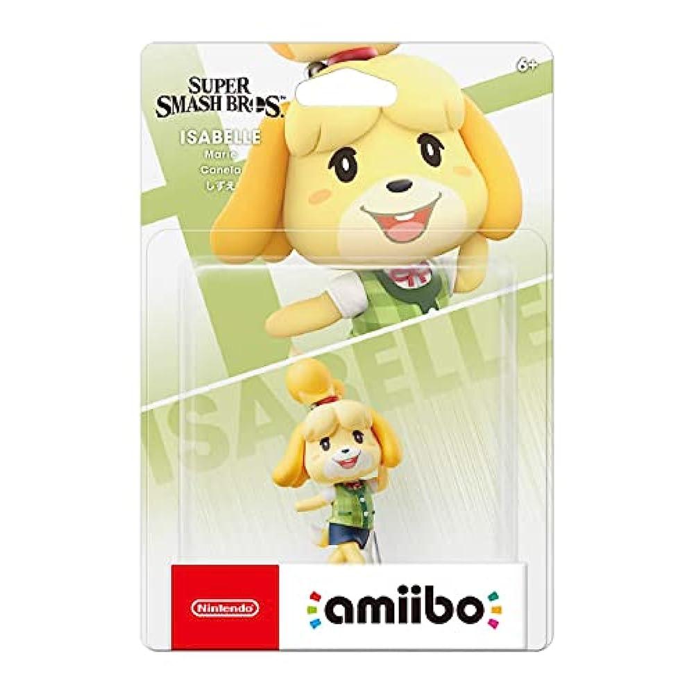 amiibo Shizue (Super Smash Bros. Series)