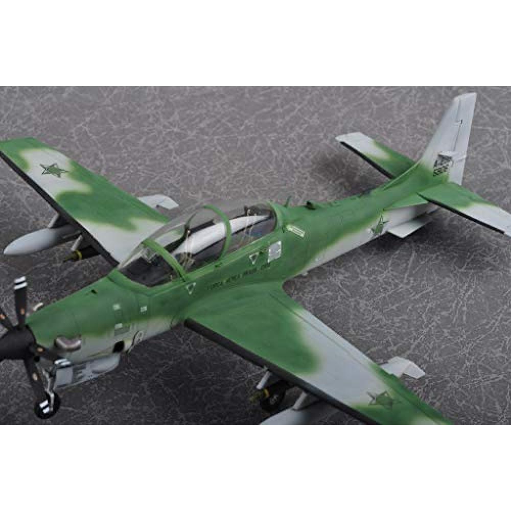 Hobby Boss 1/48 Aircraft Series Brazilian Air Force EMB-314 Super Tsukano