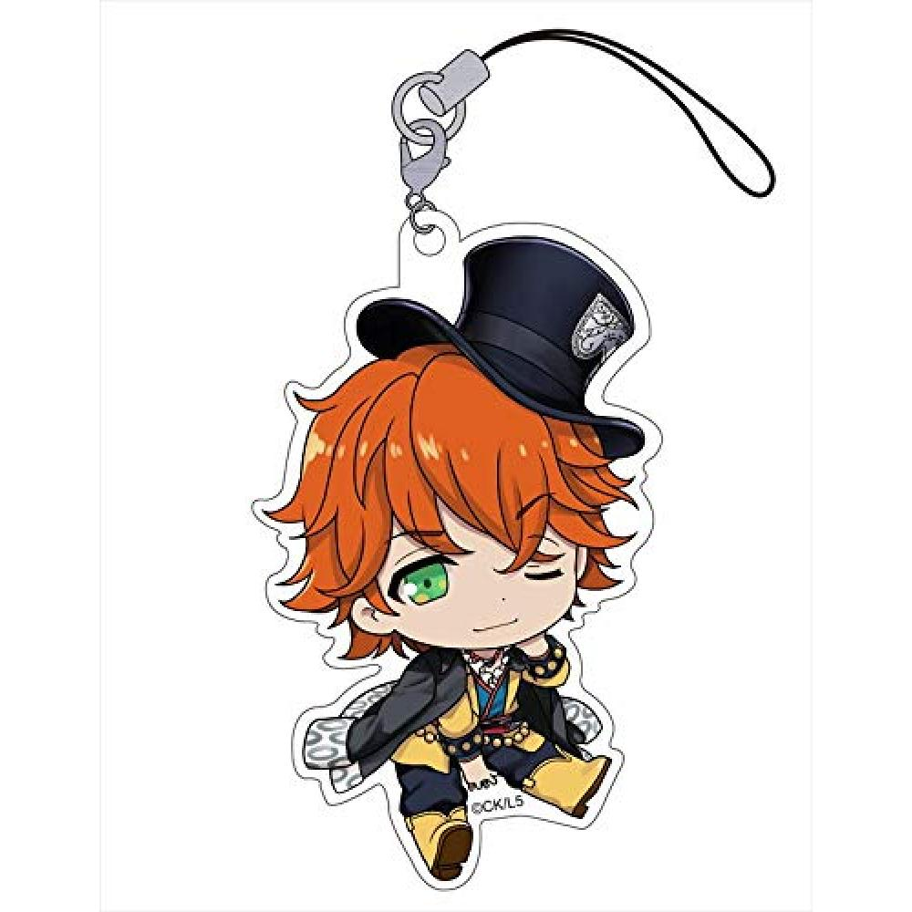 Otome Brave Petanko Trading Acrylic Strap vol.1 BOX product 1BOX=8 pieces, 8 kinds in all