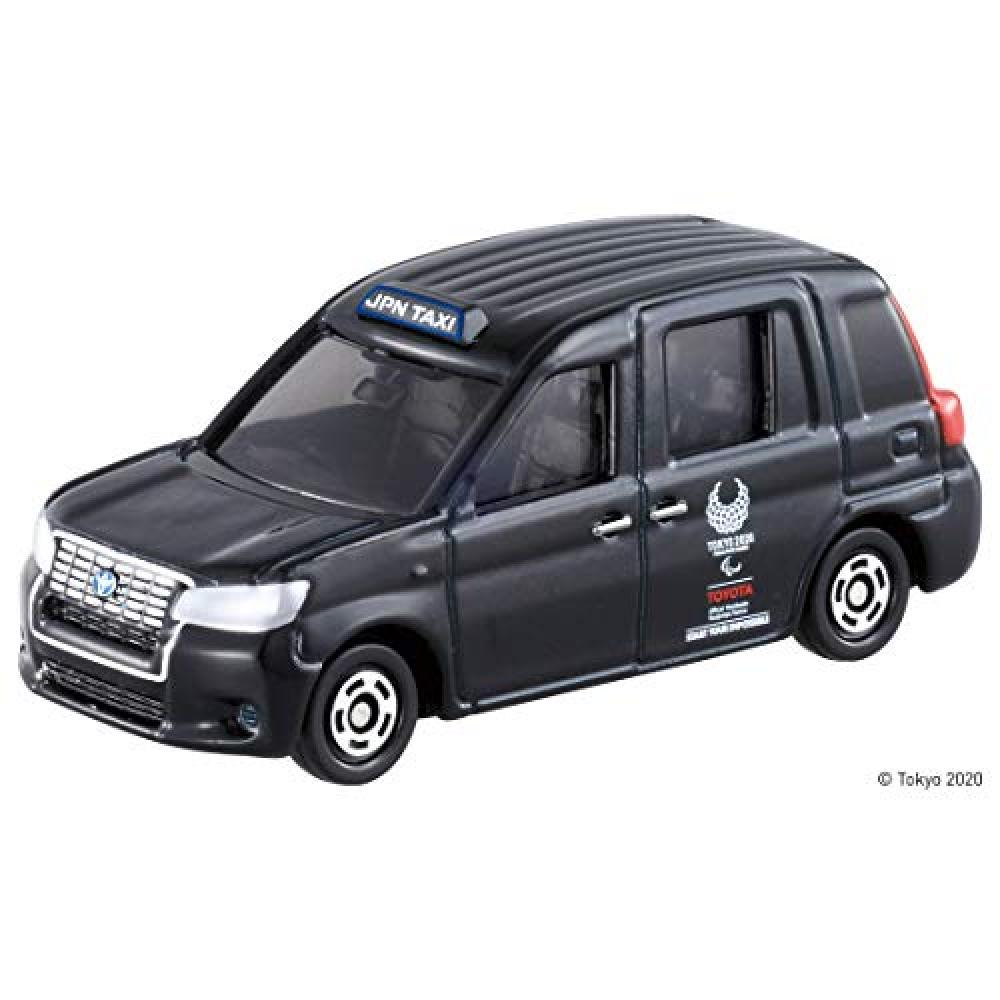 Tomica Toyota Japan Taxi Tokyo 2020 Olympic and Paralympic Games