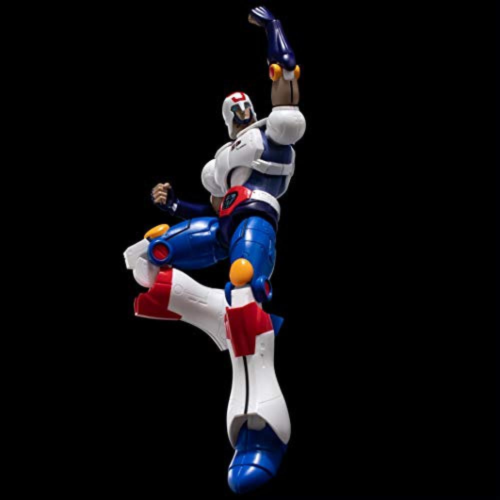 Frame action Meister Plawres Sanshiro Juohmaru non-scale painted action figure
