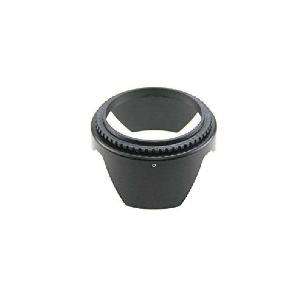 ZEROPORT JAPAN flower-shaped lens hood 62mm inverted storage OK screw-in each lens maker correspondence ZPJGREENhanten62
