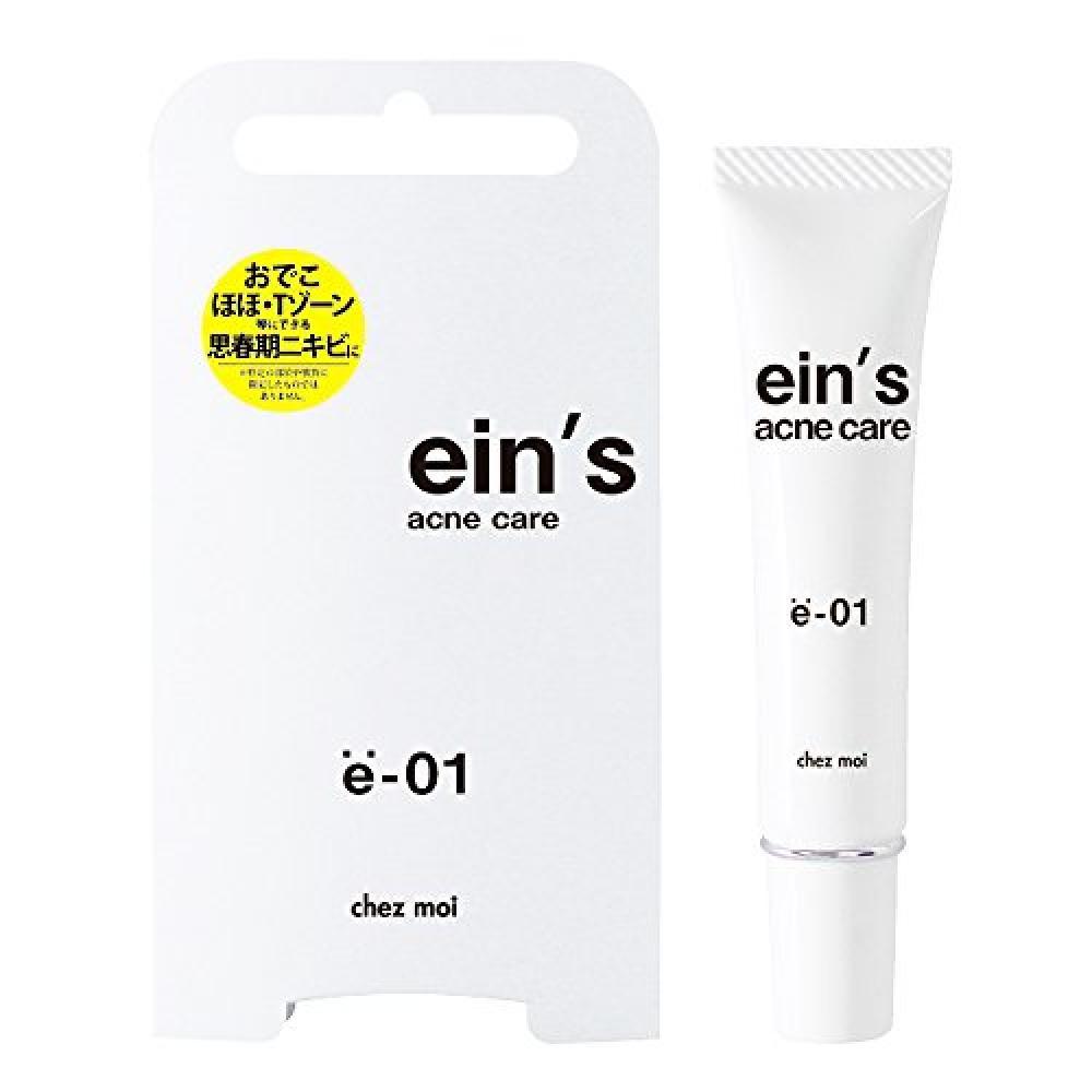 Shemore ein's acne care e-01 15g