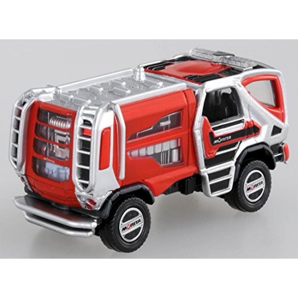 Tomica Tomica Premium 02 Morita Forest Fire Engine