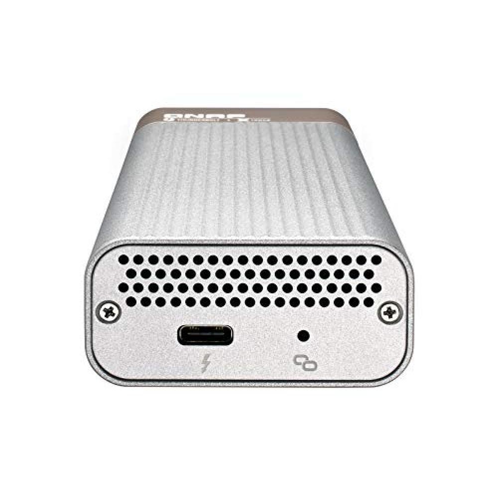 QNAP QNA-T310G1S Windows/Mac PC/QNAP Thunderbolt 3 NAS 10GbE Network SFP+ Adapter
