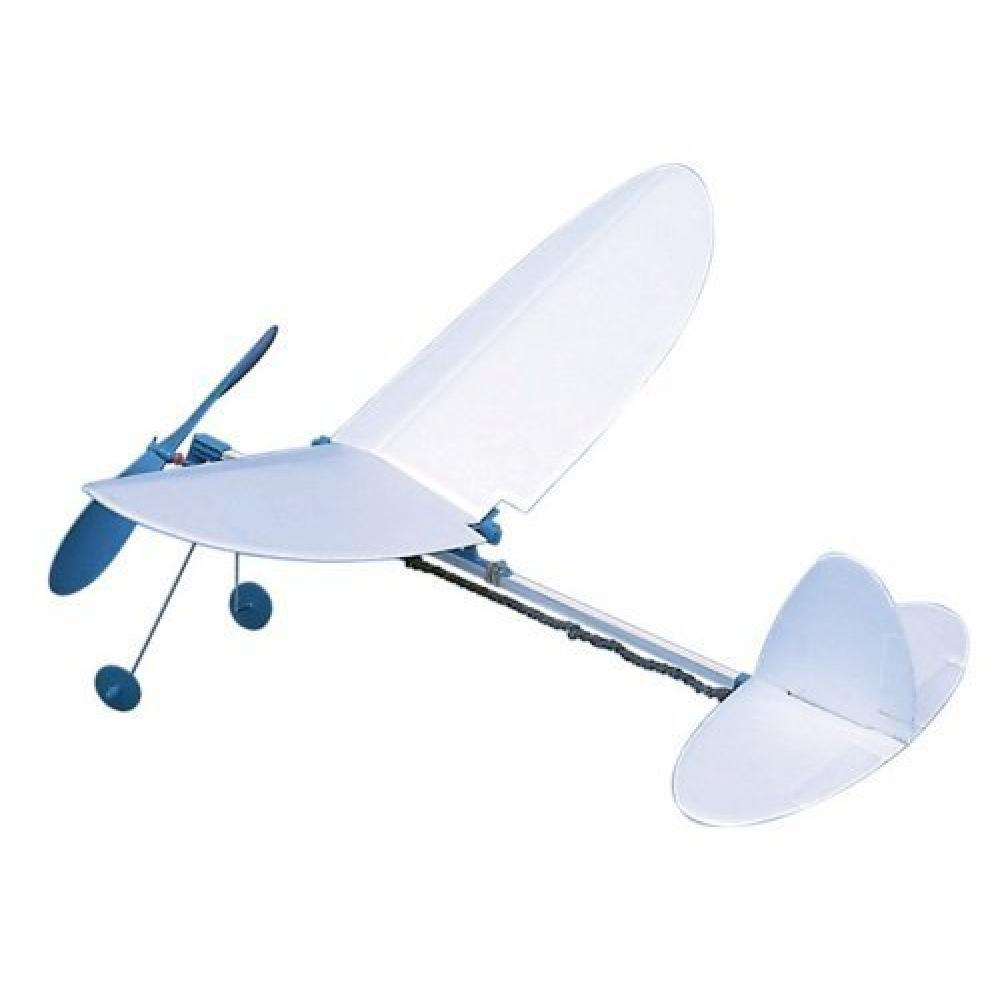 Studio bromide rubber power aircraft MaruTsubasa rubber power model airplane kit TA-06