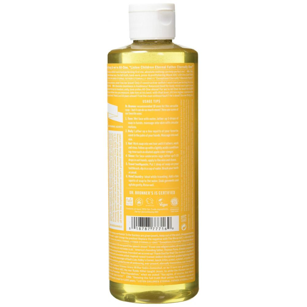 Magic Soap Citrus Orange 472ml