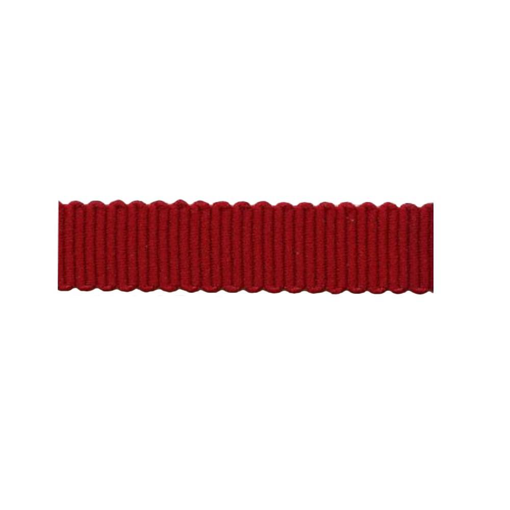 S.I.C. SIC-5033 polyester peta Siam ribbon / soft stretch 9mm C / # 123 Scarlet Volume 1 (30m)