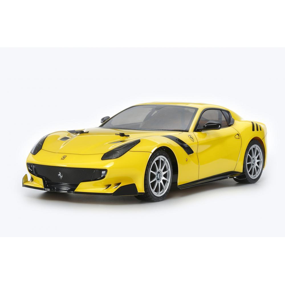 Tamiya 1/10 Electric RC Car Series No.644 Ferrari F12tbt (TT-02 Chassis) On Road 58644