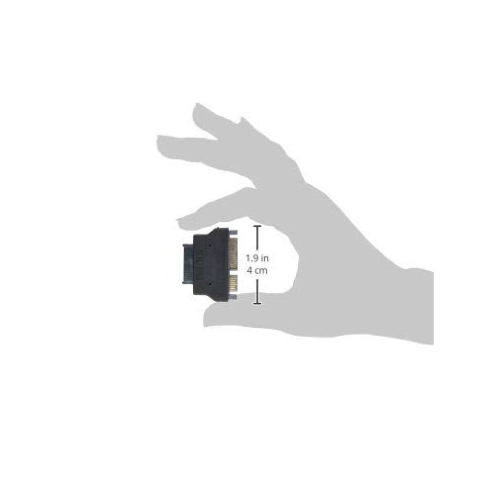 Conversion expert slimSATA-SATA conversion adapter SATASL-SATA